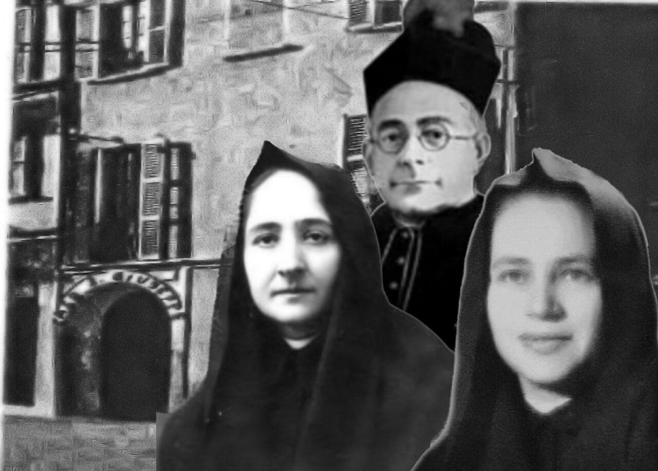La storia di Gabriele Balcone, un bimbo ebreo salvato da una suora