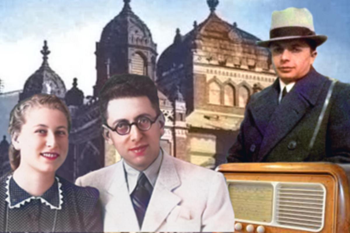 Palatucci e quella radio dell'ebrea Elena Weisz