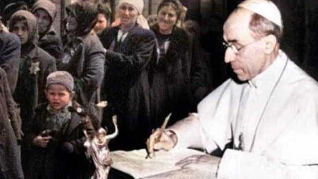 La rete segreta di Pio XII