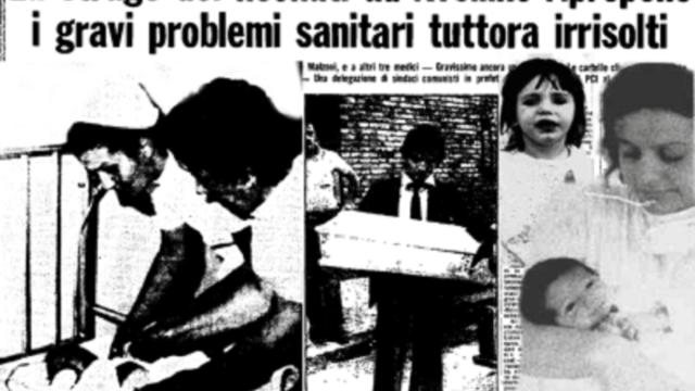Tra passato e presente: l'epidemia di salmonella del 1975. Il caso Avellino