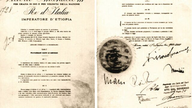 5 settembre 1938: il giorno della vergogna