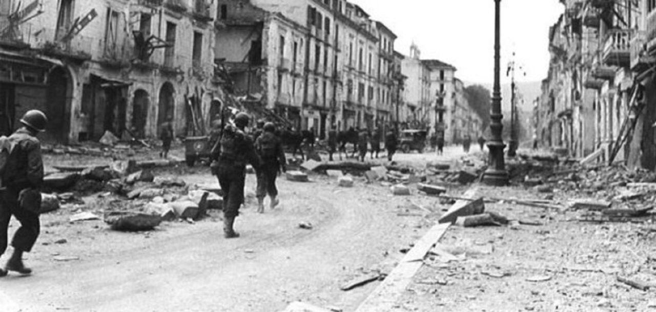 Quella lunga estate del '43: Avellino sotto il fuoco alleato