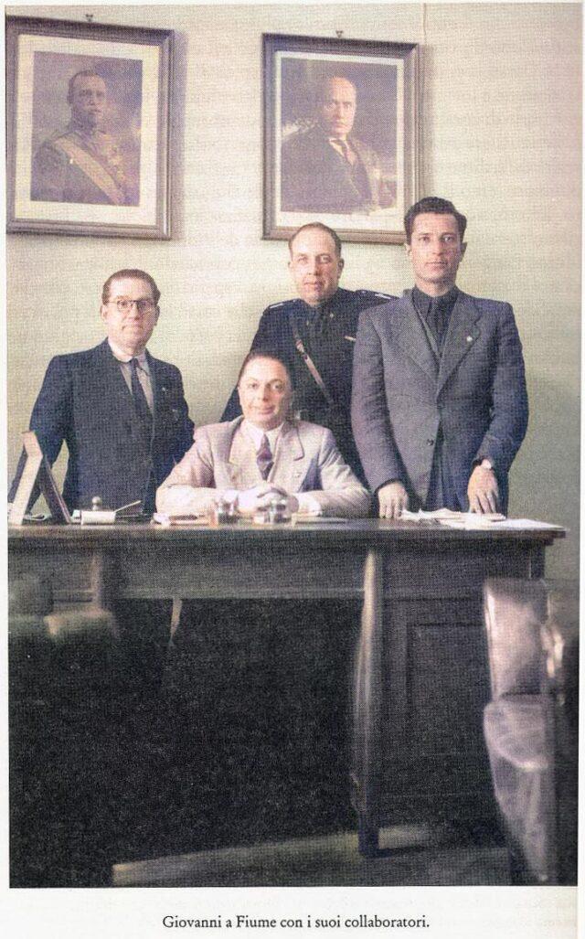 l primo da destra Americo Cucciniello.